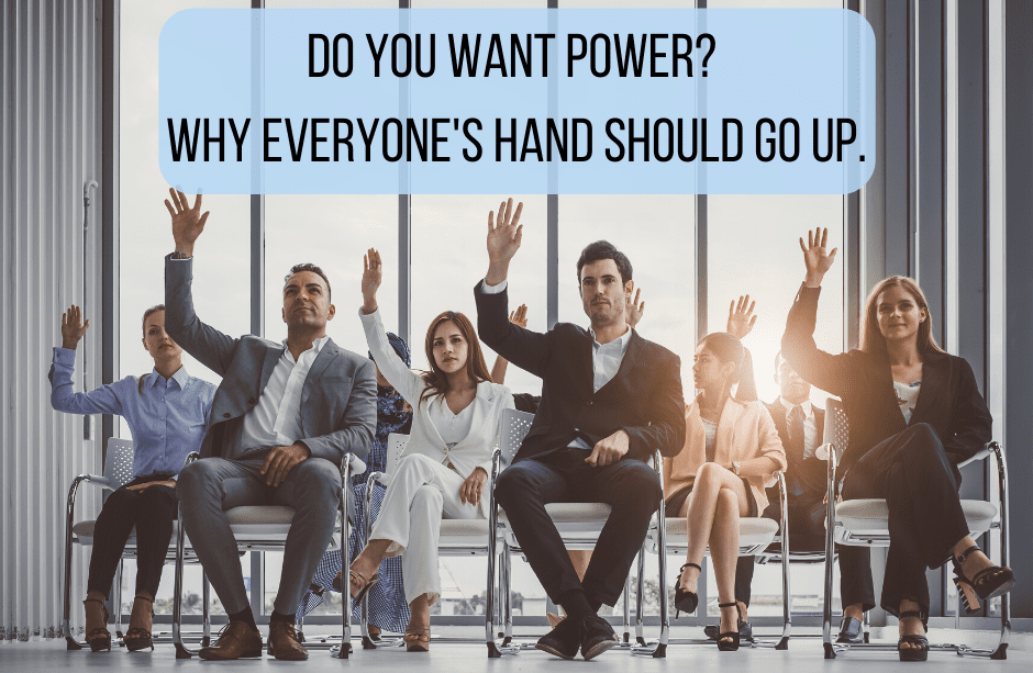 Servant leadership: An Approach to Power